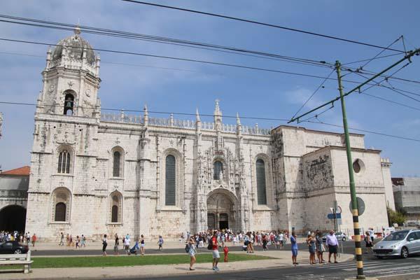 Lissabon-belem-gebouw