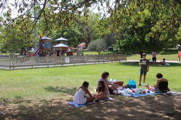 Lissabon-belem-park
