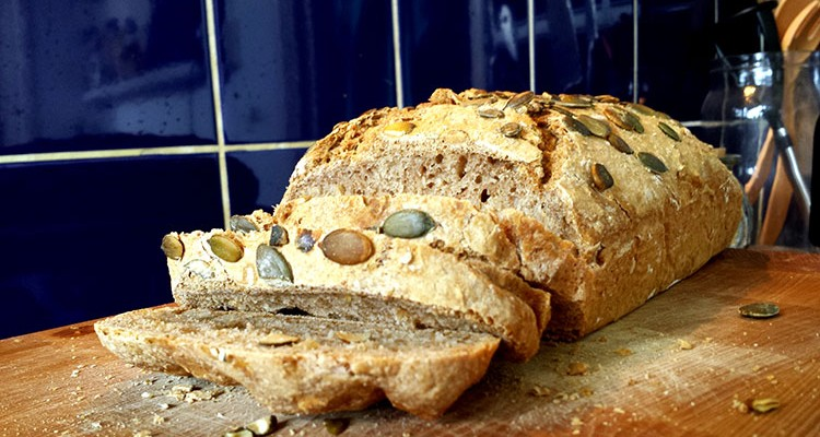 suikervrij-brood-maken