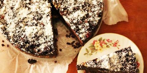 chocoladetaart-vegan