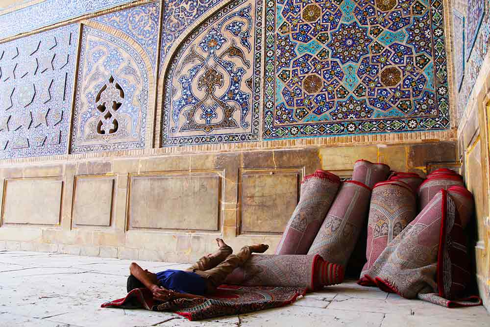 isfahan-jame-moskee