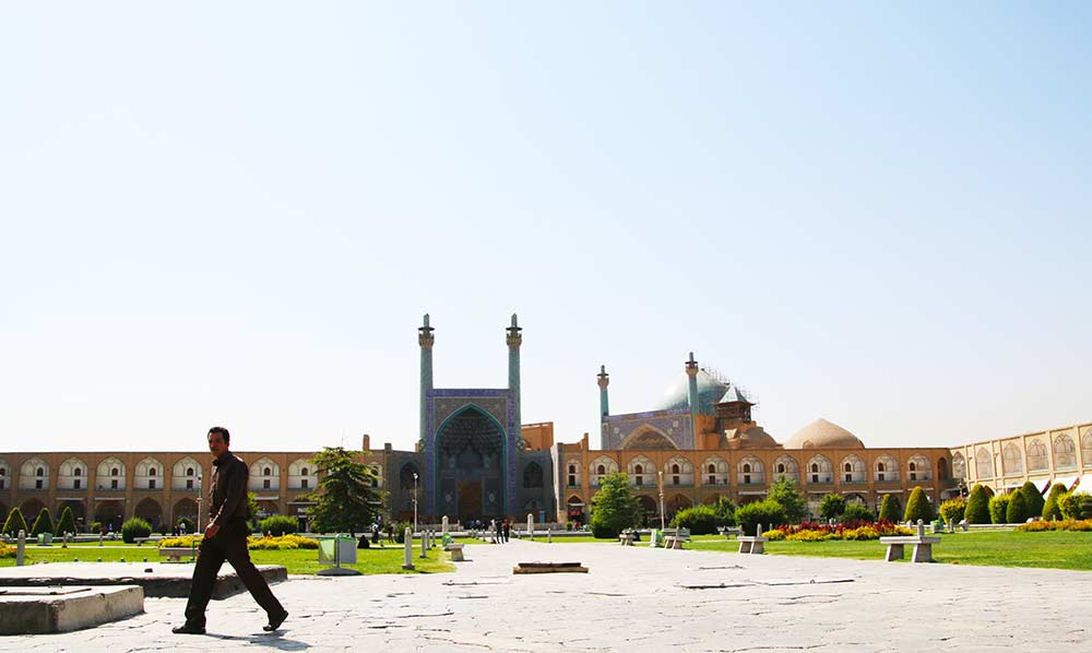 isfahan-plein
