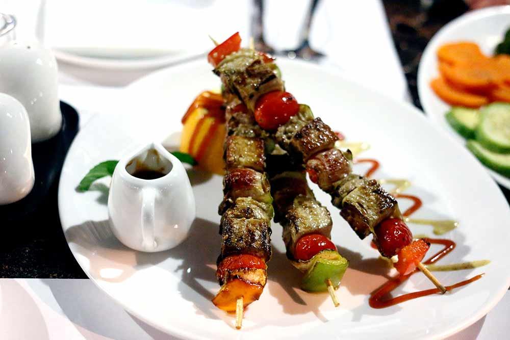 vegetarisch restaurant teheran