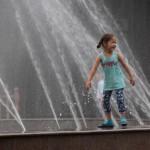 Shymkent - fontein
