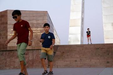 Shymkent - memorial