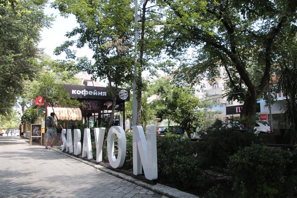 Taraz - sabayon