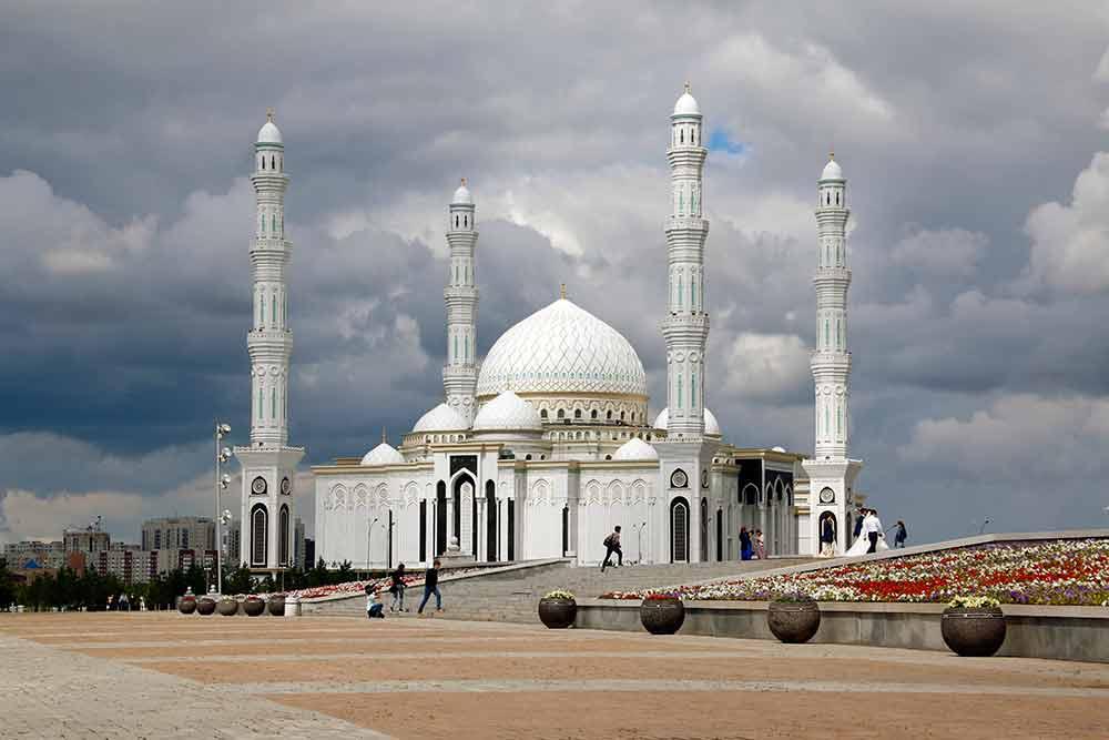 astana-moskee