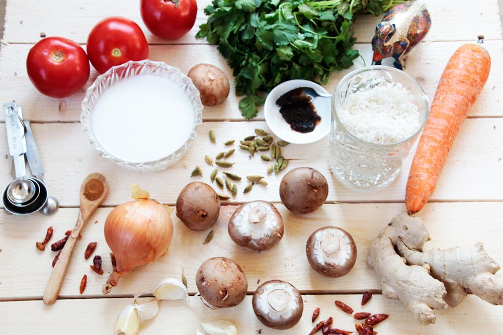 rogan-josh ingredienten