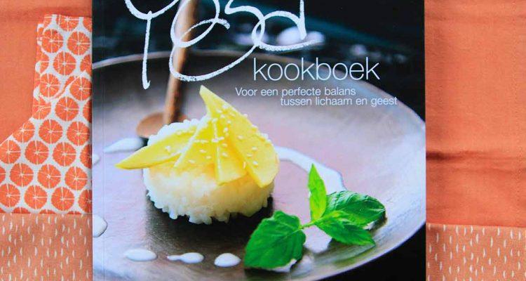 Yoga Kookboek Kaft