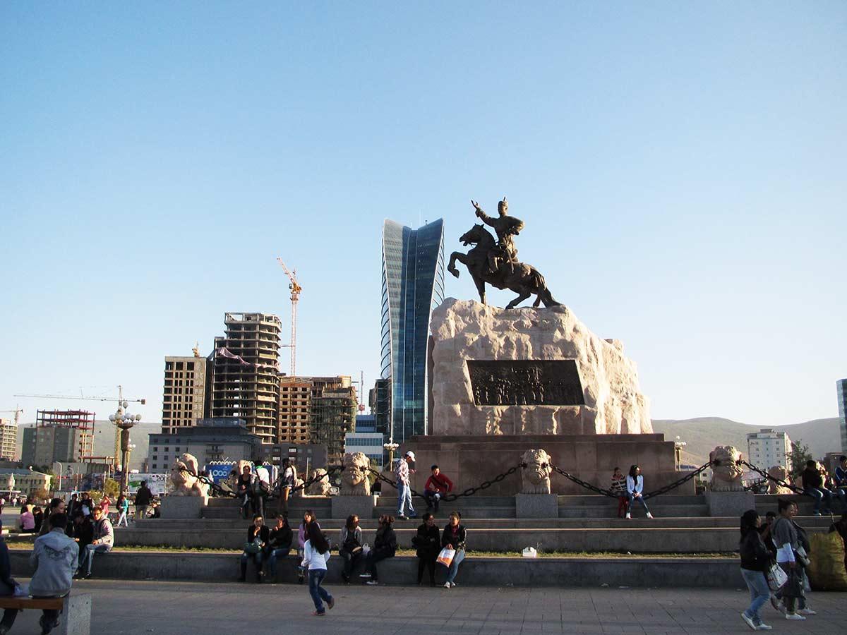 Mongolie-ulaanbatar