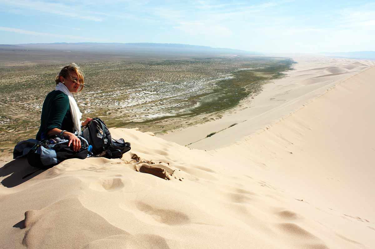gobi-woestijn