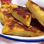 vegan tortilla