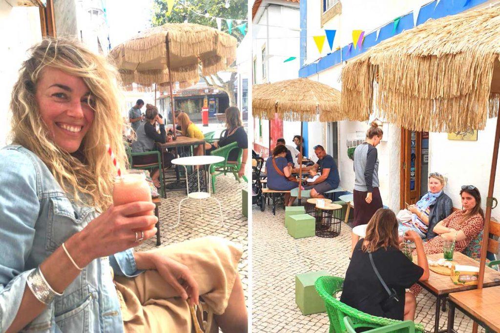 bezienswaardigheden in Ericeira lekker eten