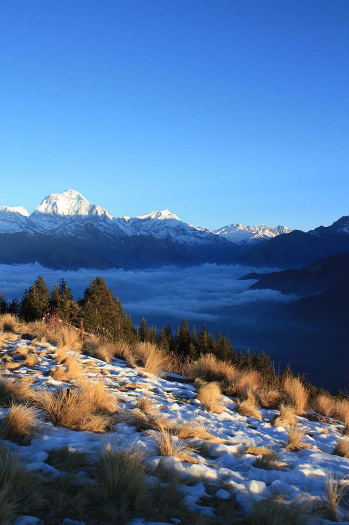 Annapurna Basecamp Poon HIll