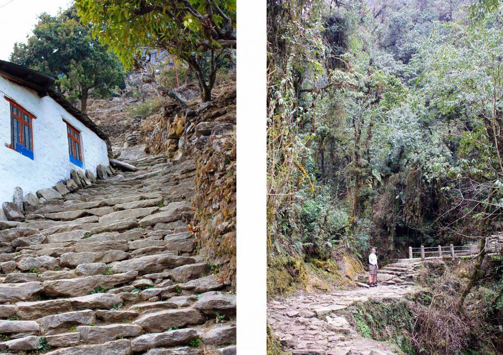 Ulliri Nepal trekking