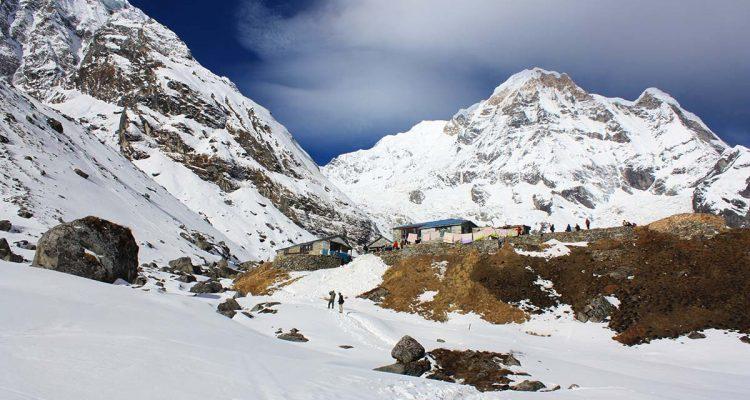 Annapurna basecamp trekking