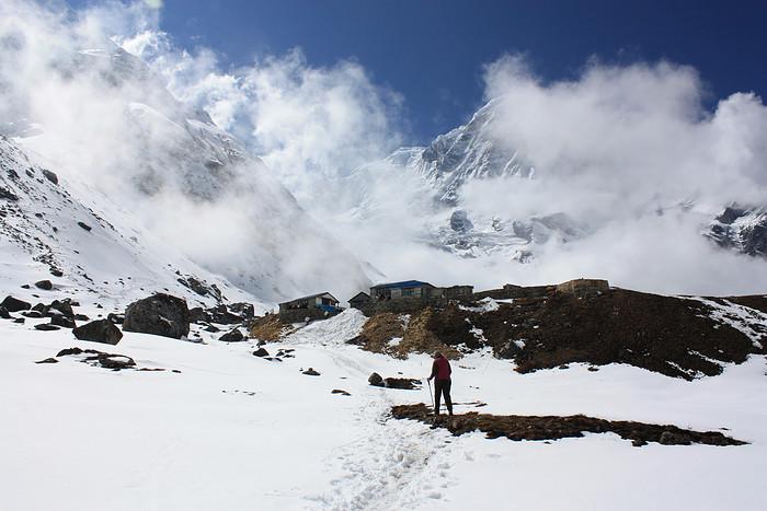 reizen in nepal