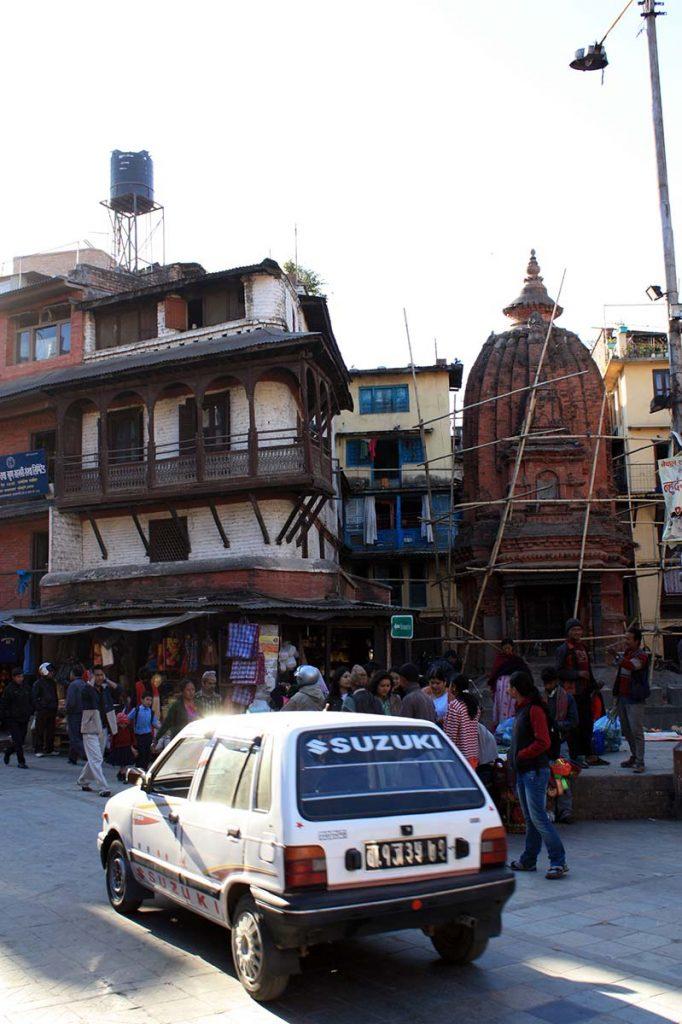 Suzuki's in Nepal