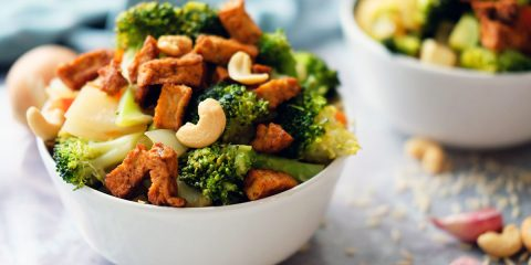 broccoli wokken vegan