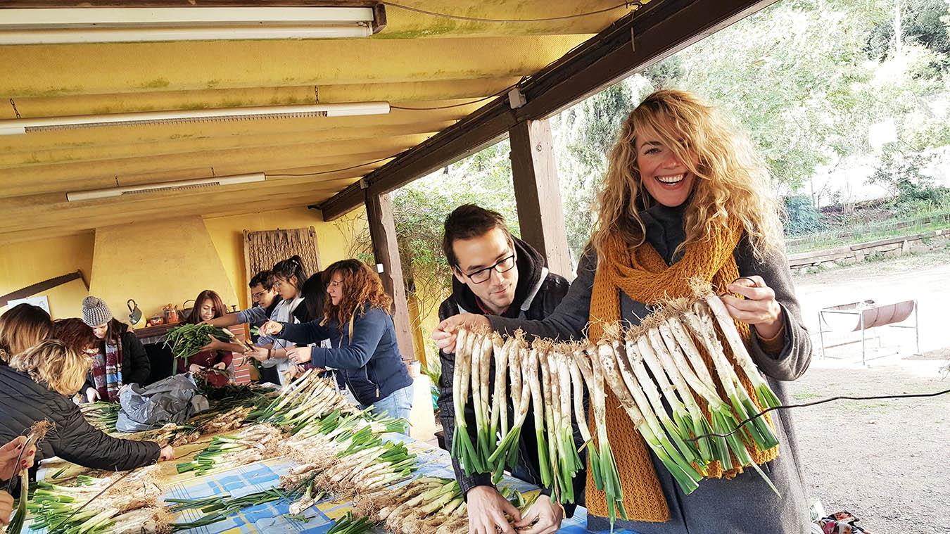 Catalaanse tradities calcoltada