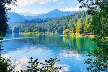 caumasee zwitserland