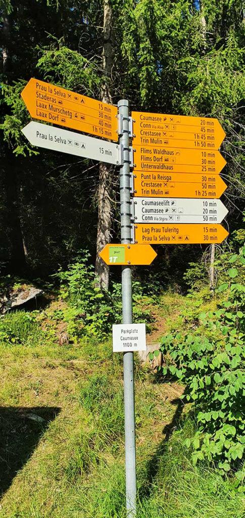 caumasee zwitersland